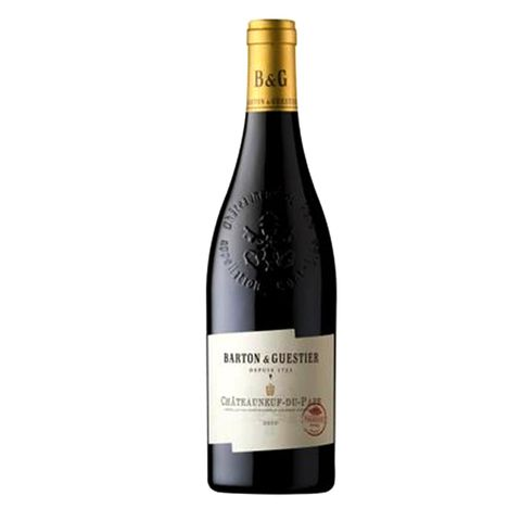 B&G CHATEAUNEUF-DU PAPE RED WINE 750ML