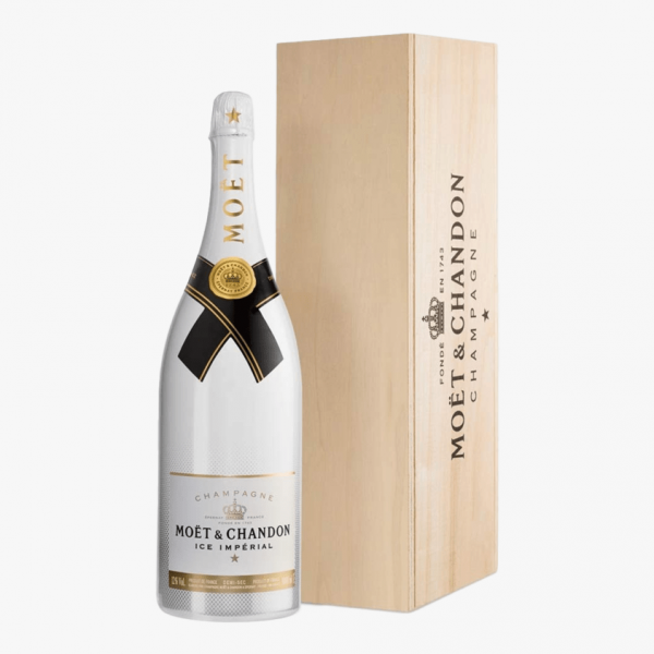 MOET & CHANDON  IMPERIAL CHAMPAGNE 750ML WINE