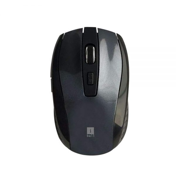 IBALL FREEGO G18 WIRELESS MOUSE BLACK