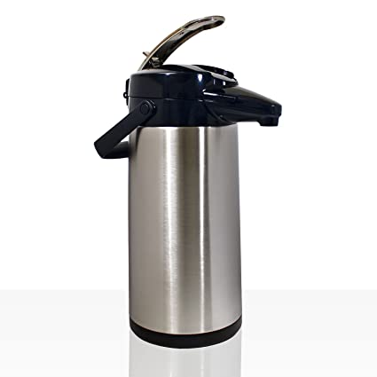 THERMOS STAINLESS VACUUM FLASK 2.2LTR