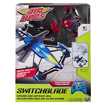AIR HOGS REMOTE CONTROL ASSOTRED COLOURS