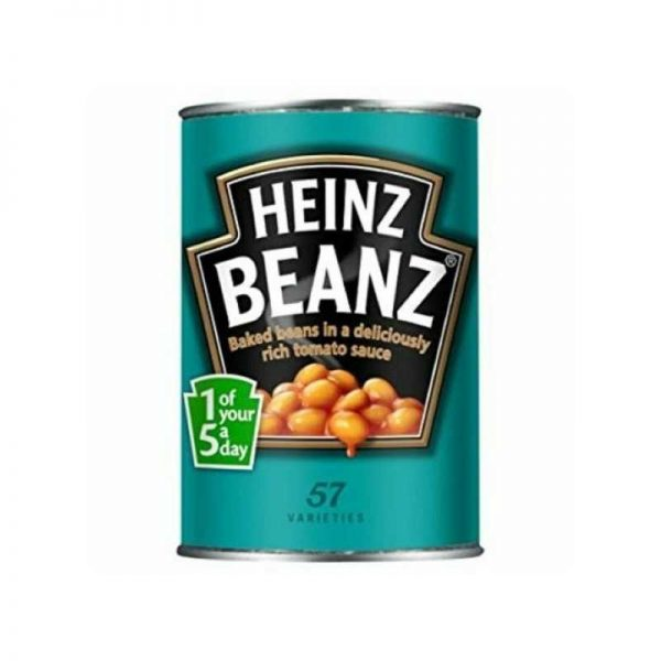 HEINZ BAKED BEANS in Tomato Sauce 415GM X 2