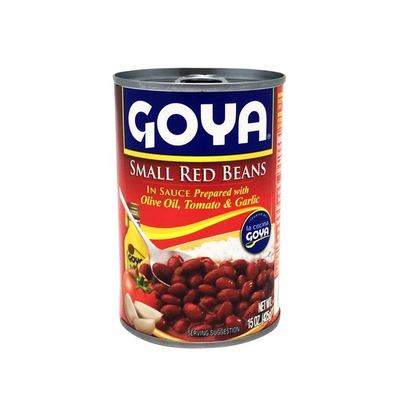 GOYA SMALL RED BEANS 425G x 3