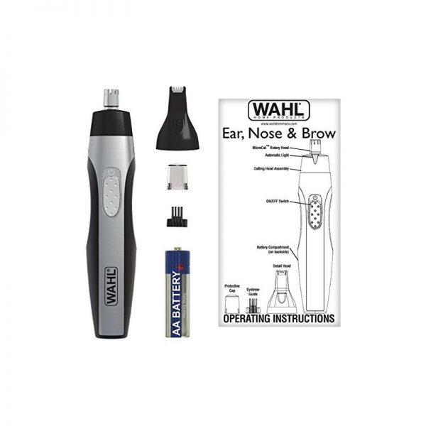 WAHL EAR NOSE BROW 2IN1 TRIMMER
