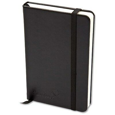 EASYNOTE A4 RUSTIC NOTEBOOK ASSORTED