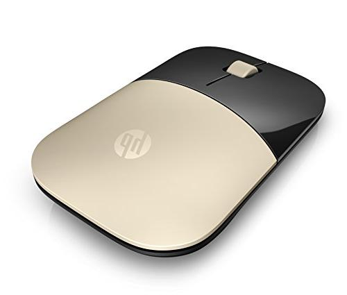 HP Z3700 WIRELESS MOUSE X7Q43AA GOLD