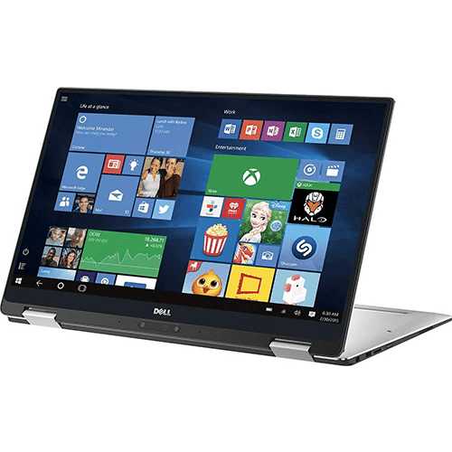 """DELL XPS 9365 CI7 16G 13.3"""" W10 TOUCH"""