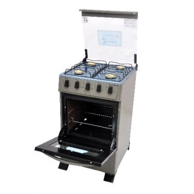 SCANFROST GAS COOKER CK5400NG 4GAS GREY