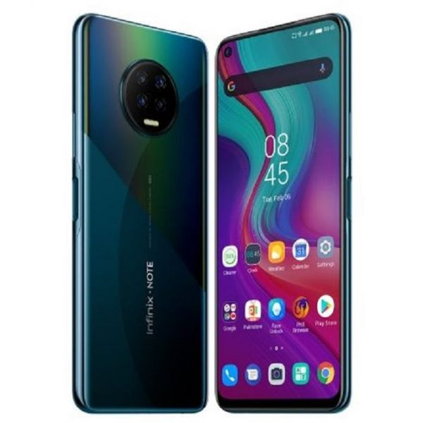 INFINIX NOTE 7 X690 64+4(4G) AETHER BLACK