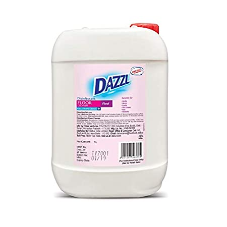 DABUR DAZZL ALL SURFACE DISINFECTANT CLEANER 1LTR