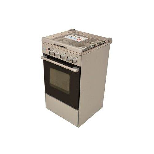 SCANFROST COOKER 5402SS 4GAS BURNERS