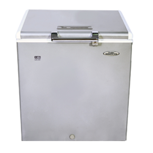 HAIER THERMOCOOL CHEST FREEZER  219L R6 SILVER
