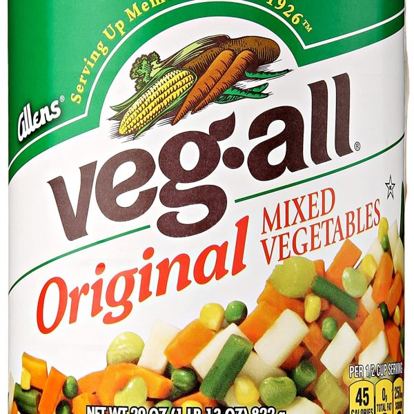 CREAM OF THE CROP MIXED VEGETABLES 907GM