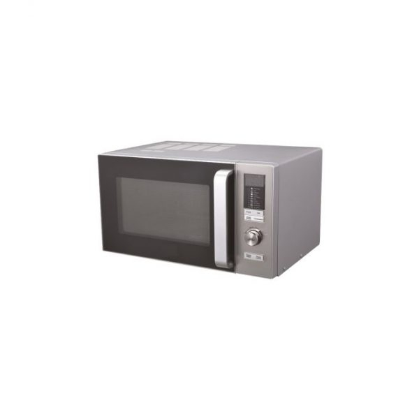 HAIER THERMOCOOL MICROWAVE 25L GRILL DIGITAL SILVER