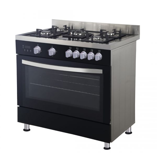 SCANFROST COOKER SFC9500GE 5GAS BLACK