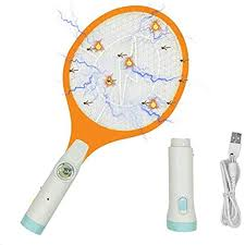 RECHARGEABLE SUPER MOSQUITO SWATTER