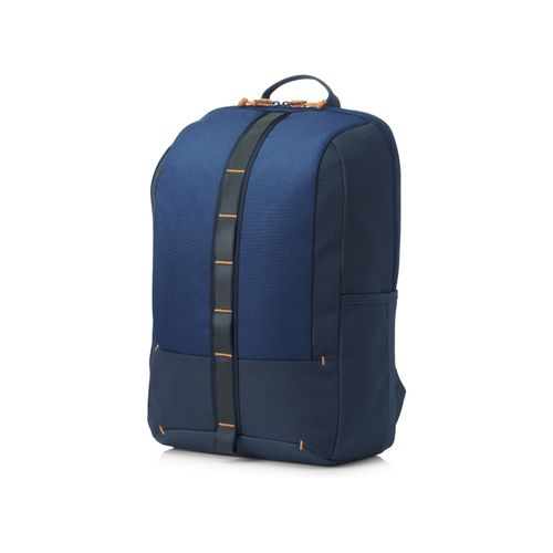 """HP 15.6"""" COMMUTER BACKPACK 5EE92AA BLUE"""