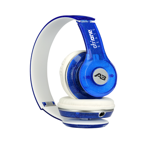 AFRIONE AB015 WIRED HEADSET BLUE