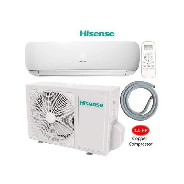 Hisense 1.5hp -Fast Cooling Split Air Conditioner
