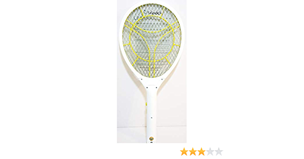 TAIGEXIN LED RECHARGEABLE SUPER MOSQUITO SWATTER