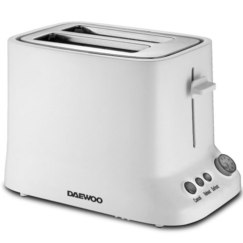 DAEWOO POP-UP TOASTER DST- 850 2SLICES