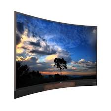 """TCL 55"""" TV 55P3US 4K UHD CURVED SMART"""