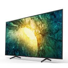 """SONY 55"""" TV SMART ANDROID 4K ULTRA-HD FLAT"""