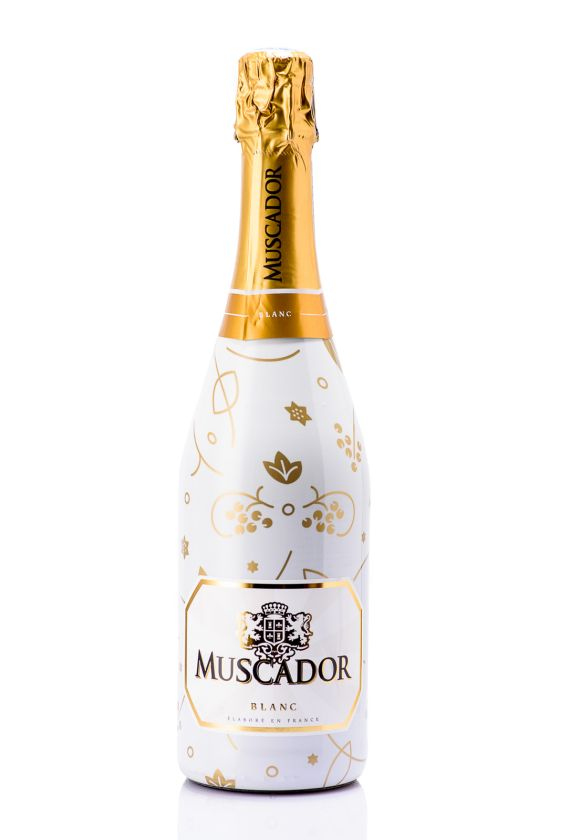 MUSCADOR BLANC WHITE SPARKLING WINE SWEET 75CL