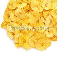 ZIFORT PLANTAIN CHIPS 50GM