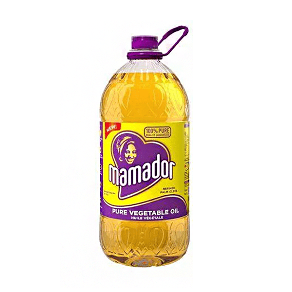 MAMADOR PURE VEGETABLE OIL 1.5L