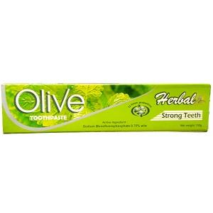 OLIVE HERBAL TOOTHPASTE STRONG TEETH 150G