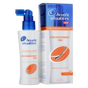 HEAD & SHOULDERS HAIR ENDURANCE COLLECTION EXTRA STRENGTENING TONIC 125ML