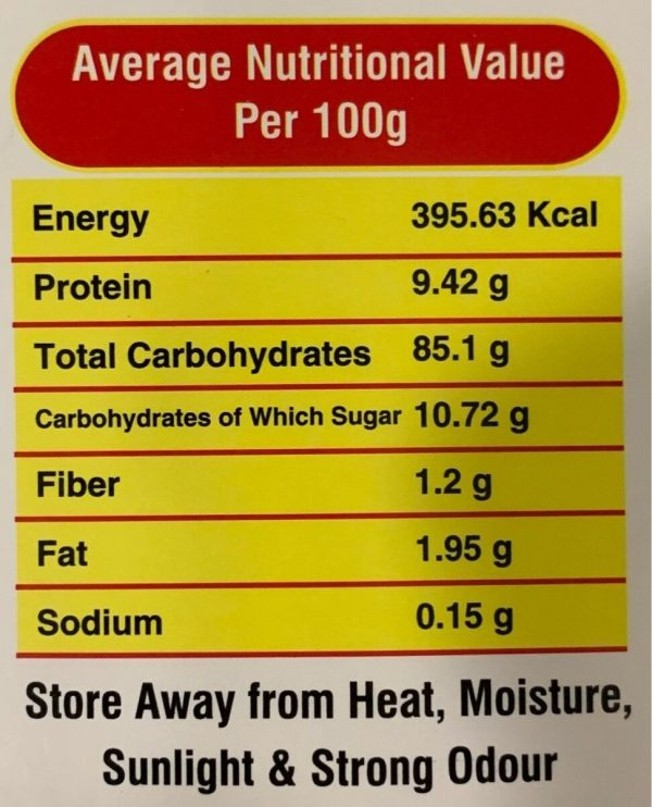 INFINITY CORN FLAKES 500G POUCH