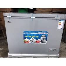 HT CHEST FREEZER SML 166HBS 166L R6 SILVER